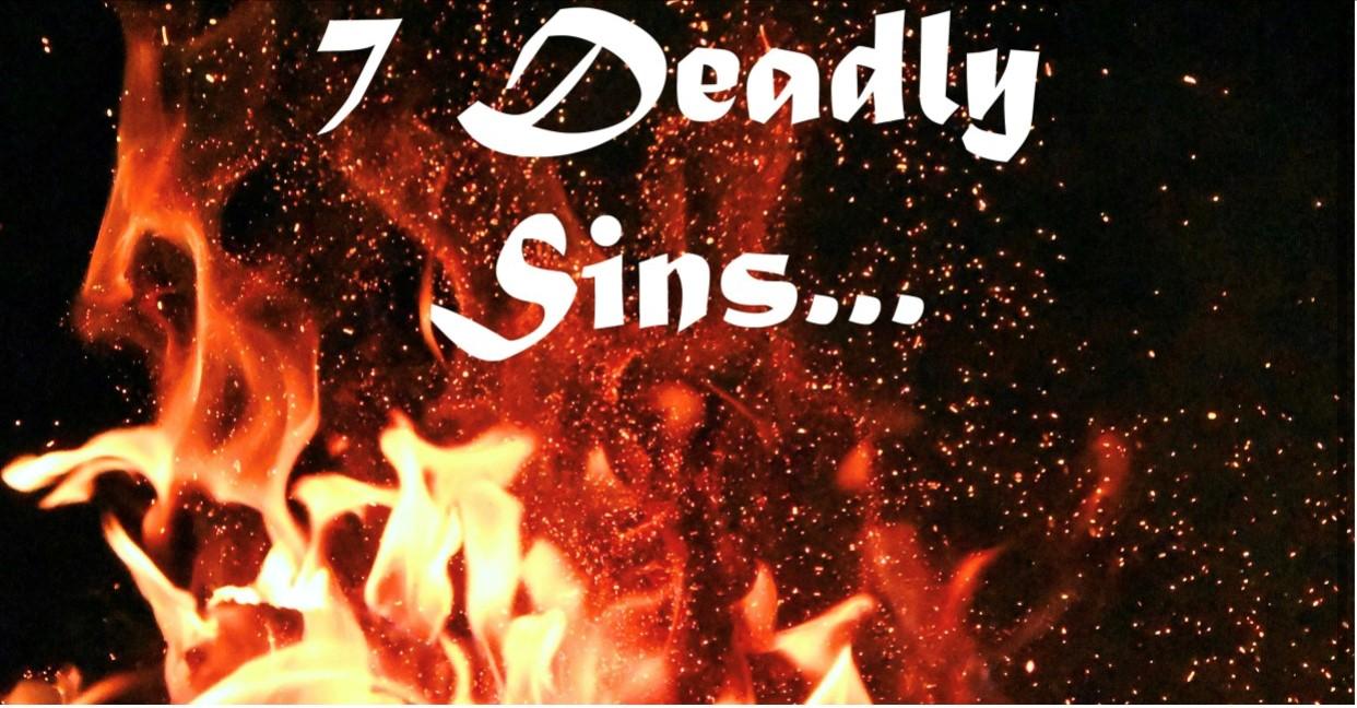 7 Deadly Sins Gates